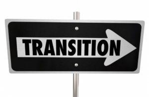 Transition Begins