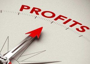 Profit taking